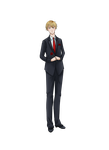 APH - England (Prom) by NeoSailorCrystal