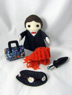 Mary Poppins - Accessories by deridolls