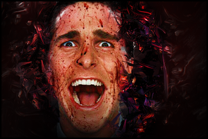 American Psycho Signature. by FlyingGinger
