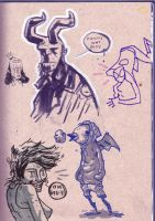sketchbook page by marklaszlo666