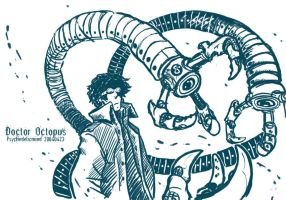 Doctor Octopus by PsychedelicMind