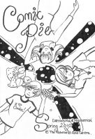 Comic Pie 2010 Cover by AniseShaw