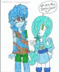Request: We Are The Same Gem? OwO by LaTigressa1