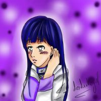 Hinata shippuden- don't stare at me by desiderata-girl