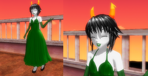 MMD Promstuck Kanaya Download by MelissaChao