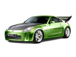 modified nissan 350z by vixducis