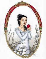 Snow White by Kitty-Grimm