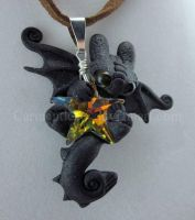 Silent Autction: One of a kind necklace by zutara12345