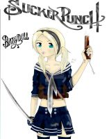 BabyDoll - Sucker Punch by AceTrainerMissy