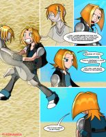Project Rowdyruff - page 79 by SycrosD4