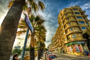 HDR Old Nicosia by AndreasKopriva