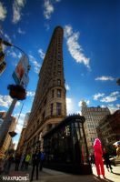 Origins Flatiron Building - NYC '12 by o0xerog0o