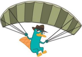 perry the platypus by that-funny-guy