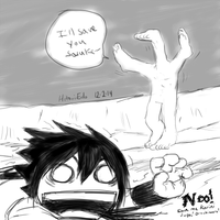 Naruto 665- The terrible chakra is!? by Hitoriedo