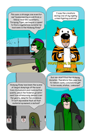 Conundrum Issue 1 Page 14 by Flying-Tiger-Comics