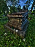 Tombstone by kubica
