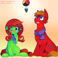 Holiday Poni - amcpeek95 by pekou