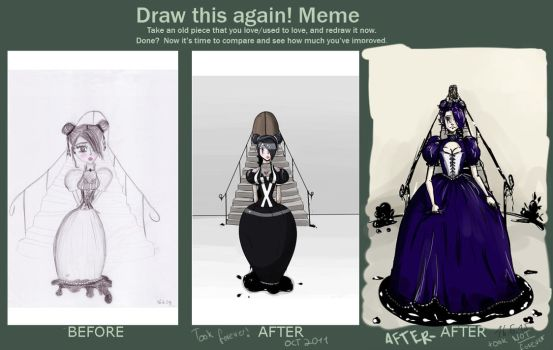 Draw this again MEME 2 by Wolle8890