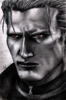 Albert Wesker by RebellionAngel