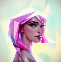 Low Poly 2 by WojciechFus
