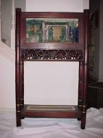 chinese tile cabinet by samuraiwoodnut