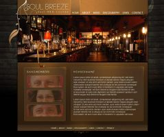 SOULBREEZE - website by archetype-it