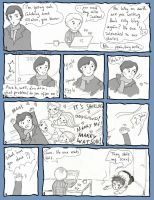 Sherlock Comic: 'John, what have you done?!' by FrauAubrey