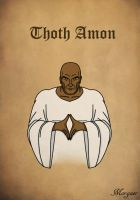 Thoth Amon by Morgaer