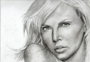 Charlize Theron by YannWeaponX