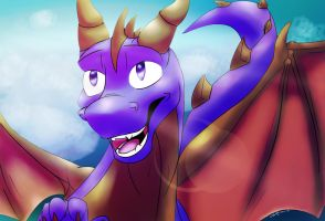 Flight of the Purple Dragon by Rukua