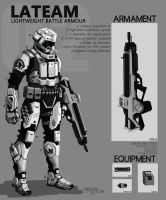 LAT battle armour 02192013 by WarrGon