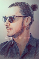 Shannon Leto by TimelordLoki