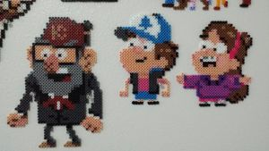 Gravity Falls by psycosulu