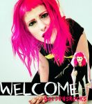 Hayley williams ID 2015 by goldensrocks