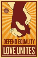 love and equality by dancok