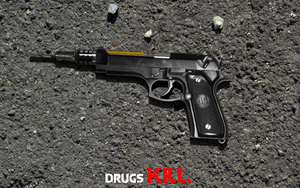 Drugs KILL ver. 2 by mprox
