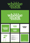 Wheelie Quick Logo Design by Perfectedesigns