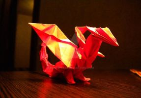 origami by rentspears