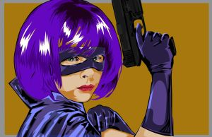 hit it hitgirl by pazforward