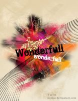 Wonderfull by kuriee