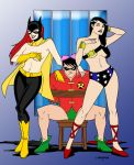 Robin's Ladies by jmascia