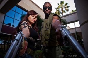 Out of patience- Black Lagoon by LadyofSparda