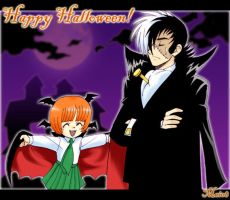 Black Jack - Halloween by maiyeng