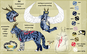 Commission- Dai Ref Sheet by pipamir