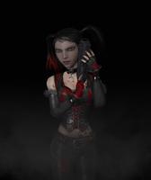 AliceHarleyquinn by tombraider4ever