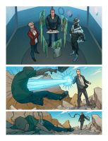 Voodoo 4 pg 5 and 20 by jessicakholinne