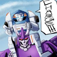Hidden Cyclonus 8 by TheButterfly