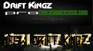 Drift KingZ Logo by AntDaKilla