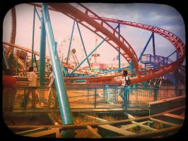 Theme park deluxe by Bohax