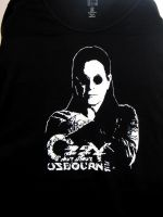 Ozzy T-shirt by Ikarus1990PL
